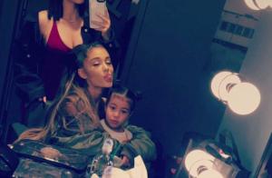Kim Kardashian : Sa fille North, jeune fan irrésistible d'Ariana Grande