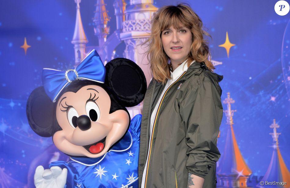 Daphné Bürki - 25 ème anniversaire de Disneyland Paris à Marne-La-Vallée le 25 mars 2017 © Veeren Ramsamy / Bestimage