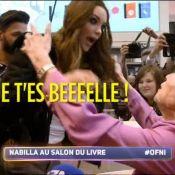 """Nabilla et son public clashés par Claude Sarraute : """"C'est des crétins !"""""""