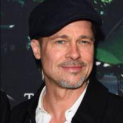 """Brad Pitt peut-être """"amaigri"""" mais radieux avec la jolie Sienna Miller"""