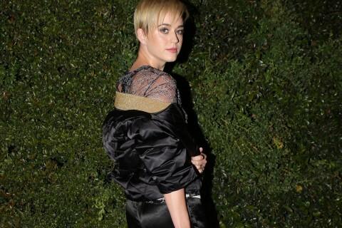 Katy Perry : Stylée pour honorer Chanel et son égérie Kristen Stewart