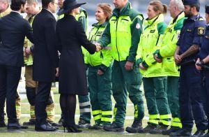 Attentat à Stockholm : La famille royale de Suède rend hommage aux victimes