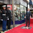 Gary Sinise - Gary Sinise reçoit son étoile sur le Walk of Fame à Hollywood, le 17 avril 2017 © Chris Delmas/Bestimage
