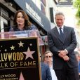 Patricia Heaton et Gary Sinise - Gary Sinise reçoit son étoile sur le Walk of Fame à Hollywood, le 17 avril 2017 © Chris Delmas/Bestimage