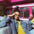 Photo de Kendall Jenner. Mars 2017.
