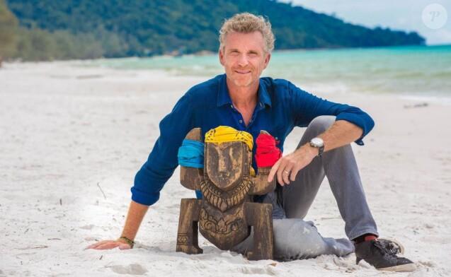"Denis Brogniart - ""Koh-Lanta Cambodge"", TF1"
