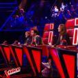 "Les coachs - ""The Voice 6"", samedi 15 avril 2017, TF1"