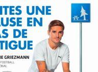 Antoine Griezmann et Pharrell Williams unis pour sauver des vies