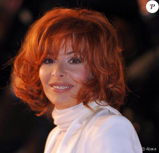 Mylène Farmer aux NRJ Music Awards, le 17/01/09
