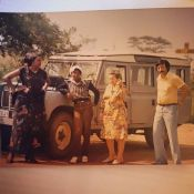 Sonia Rolland : Rare photo de ses parents, amoureux au Rwanda