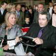 Alain Chabat - Mariage deDominique Farrugia et Isabelle à Paris en 2005