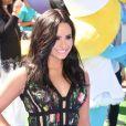 Demi Lovato à la première de 'Smurfs: The Lost Village' à Los Angeles, le 1er avril 2017 © CPA/Bestimage