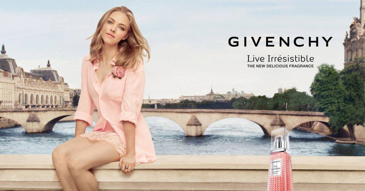 Givenchy De Seyfried Amanda Le Pour Irrésistible Parfum Live bf6Y7vgIy