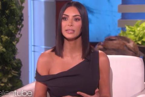 "Kim Kardashian enfonce Caitlyn Jenner : ""Je ne respecte pas ce qu'elle véhicule"""