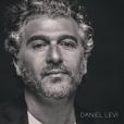 Pochette du nouvel album de Daniel Lévi, publié au mois d'avril 2017