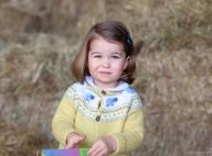 Kate et William : Irrésistible photo de leur fille Charlotte pour ses 2 ans
