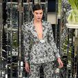 Défilé de mode Chanel collection Haute Couture Printemps/Eté 2017 à Paris, le 24 janvier 2017.