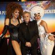 """Exclusif - Patrick Coutin - Les Stars 80 assistent au spectacle """"Priscilla Folle du désert"""" au Casino de Paris le 21 avril 2017. © Marc Ausset- Lacroix / Bestimage"""