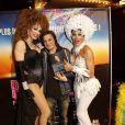 """Exclusif - Thierry Pastor - Les Stars 80 assistent au spectacle """"Priscilla Folle du désert"""" au Casino de Paris le 21 avril 2017. © Marc Ausset- Lacroix / Bestimage"""