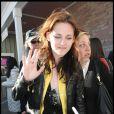 Elle est vraiment adorable cette Kristen Stewart, toujours au top de la mode, même dans le froid du Festival de Sundance.