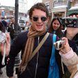 """Quand un Hobbit débarque au Festival de Sundance, Elijah Wood attire tous les fans du """"Seigneur des Anneaux"""" !"""