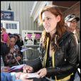 """La magnifique Kristen Stewart, héroïne de """"Twilight"""", est en train de devenir une star incontournable, même au Festival de Sundance !"""