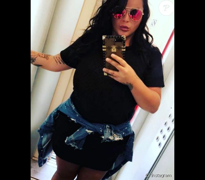 Sarah fraisou avait r v l avoir perdu du poids cause du r gime des probl mes - Qui a perdu du poids avec le regime thonon ...