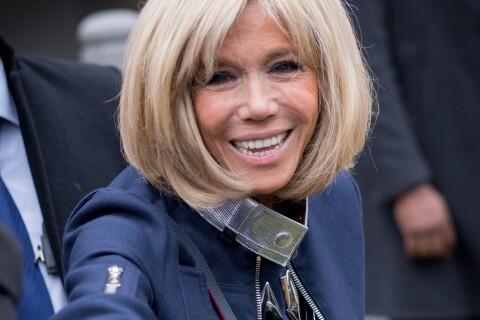 Brigitte Macron : La nouvelle première dame séduit avec sa veste de luxe !