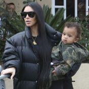 Kim Kardashian fait craquer la Toile avec une nouvelle photo de Saint, 17 mois