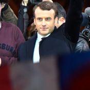 """Emmanuel Macron nouveau président """"ému"""", sa belle-fille Tiphaine raconte"""