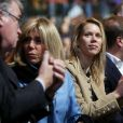 """Brigitte Macron (Trogneux) et sa fille Tiphaine Auzière, - Le candidat du mouvement """"En Marche!"""" Emmanuel Macron en meeting au Zénith à Lille. Le 14 janvier 2017 © Dominique Jacovides / Bestimage"""