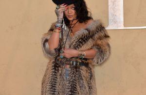 Rihanna et Charlize Theron : Rencontre au sommet au défilé Dior