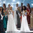 Election de Miss USA 2017 au Mandalay Bay Resort and Casino de Las Vegas, le 14 mai 2017