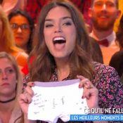 Jean-Michel Maire, sa remarque déplacée sur Alma : Elle réagit avec humour