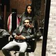 """""""Russell Westbrook, superstar de la NBA sous les couleurs de l'Oklahoma City Thunder, et sa femme Nina ont accueilli le 16 mai 2017 leur premier enfant, un fils prénommé Noah. Photo Instagram."""""""