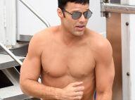Ricky Martin : Débarrassé de ses tatouages pour Versace : American Crime Story !