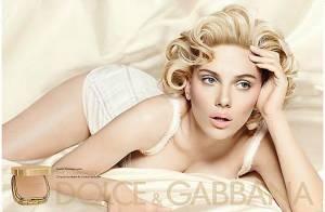 Scarlett Johansson... sublime en Marilyn des temps modernes !
