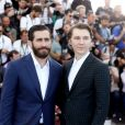 "Paul Dano et Jake Gyllenhaal - Photocall du fim ""Okja"" lors du 70e Festival International du Film de Cannes, France, le 19 mai 2017. © Borde-Jacovides-Moreau/Bestimage"