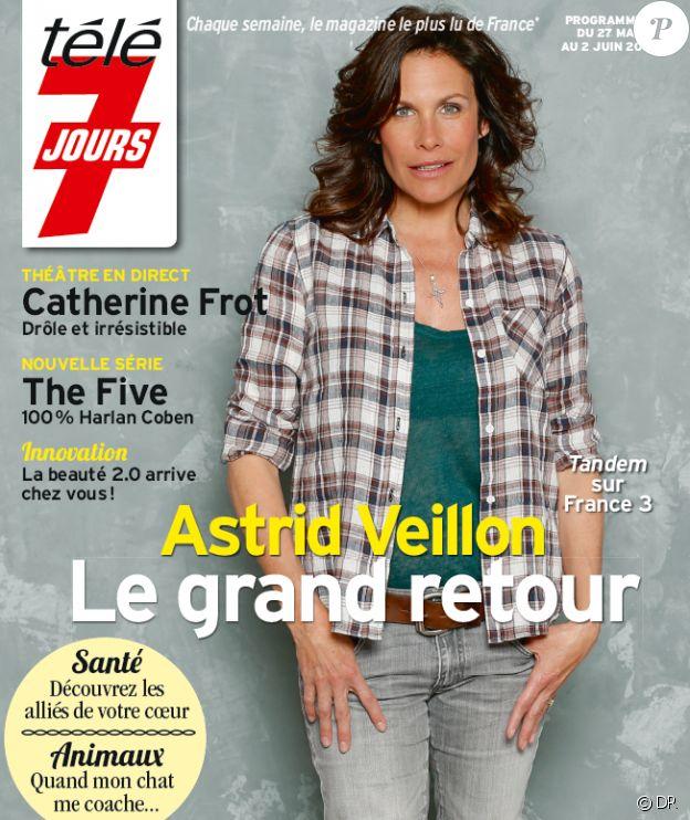 Le magazine Télé 7 jours du 27 mai 2017