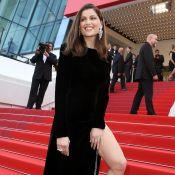 Cannes 2017 : Laetitia Casta et son jeu de jambes sexy subjuguent la Croisette