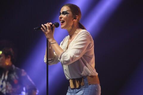 Sandrine Quétier pousse la chansonnette pour la bonne cause !