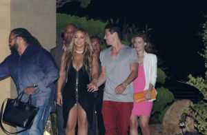 Mariah Carey remet le couvert avec son ex Bryan Tanaka