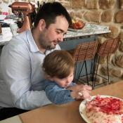 Jean-François Piège et son fils Antoine : Un cliché complice et gourmand dévoilé