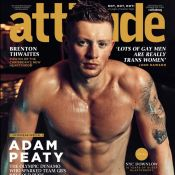 Adam Peaty : Torride et affolant de sensualité, il dévoile ses abdos en béton !