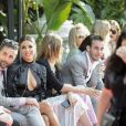 """Eva Longoria et son mari Bastonau défilé de mode Philipp Plein dans la villa """"La Jungle du Roi"""" lors du 70ème festival de Cannes le 24 mai 2017."""