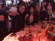 amfAR 2017 : Le sexy prisonnier Jeremy Meeks dîne avec Nicki Minaj !
