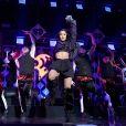 """Ariana Grande à la soirée """"Z100's Jingle Ball 2016"""" au Madison Square Garden à New York, le 9 décembre 2016."""