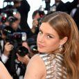 """Naissance - Adèle Exarchopoulos est maman pour la première fois - Adèle Exarchopoulos à la montée des marches du film """"The Last Face"""" lors du 69e Festival International du Film de Cannes le 20 mai 2016. © Rachid Bellak / Bestimage"""