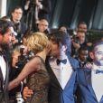 """Fatih Akin et Diane Kruger - Montée des marches du film """"Aus Dem Nichts"""" (In The Fade) lors du 70ème Festival International du Film de Cannes. Le 26 mai 2017. © Borde-Jacovides-Moreau / Bestimage"""