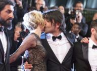 Diane Kruger: Tendre baiser et show glamour devant Jessica Chastain et son frère